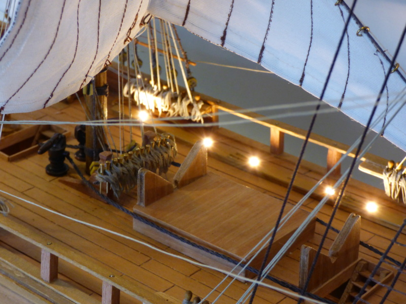 HMS Bounty 1:46 delPrado - Seite 9 P1010719
