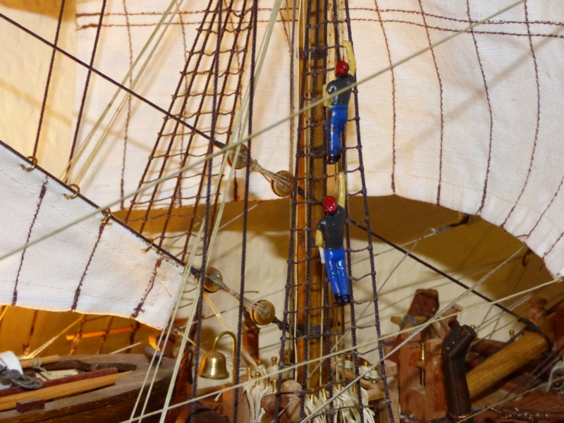 HMS Bounty 1:46 delPrado - Seite 9 P1010726