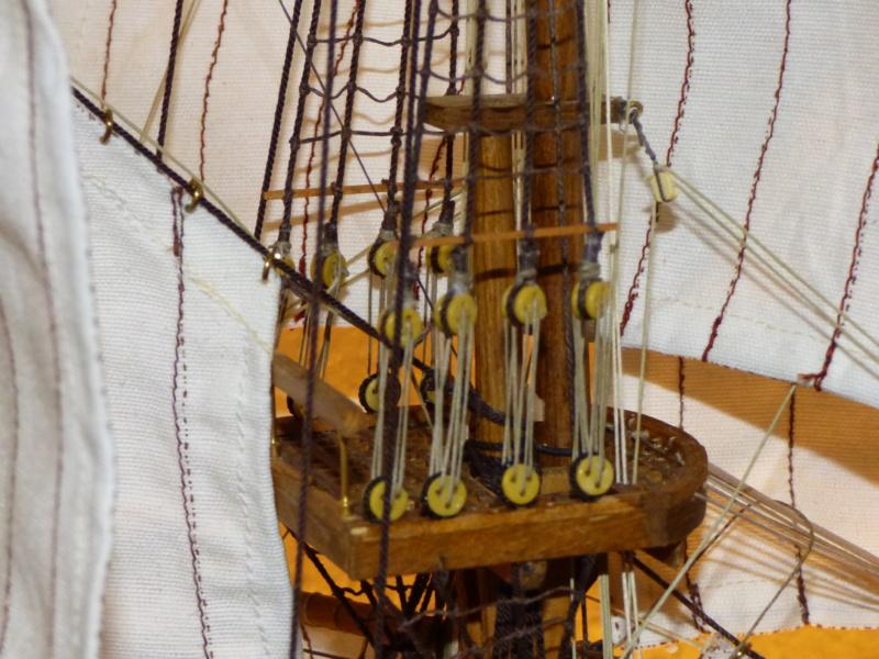 HMS Bounty 1:46 delPrado - Seite 9 P1010728
