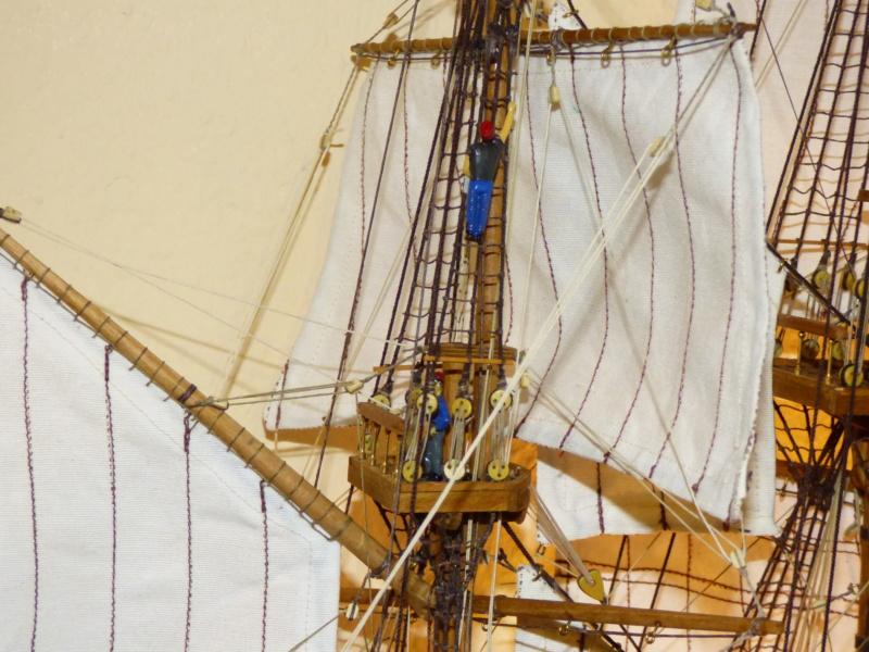 HMS Bounty 1:46 delPrado - Seite 9 P1010729