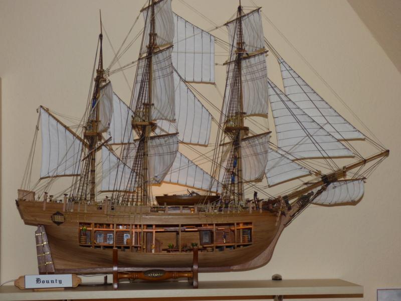 HMS Bounty 1:46 delPrado - Seite 9 P1010730
