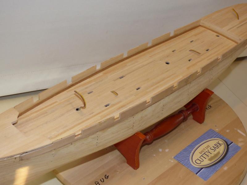 Meine Cutty Sark von delPrado wird gebaut - Seite 2 Rumpf_12