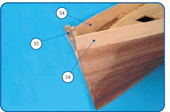 Meine Cutty Sark von delPrado wird gebaut - Seite 2 Rumpf_14