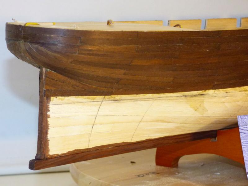 Meine Cutty Sark von delPrado wird gebaut - Seite 2 Rumpf_22