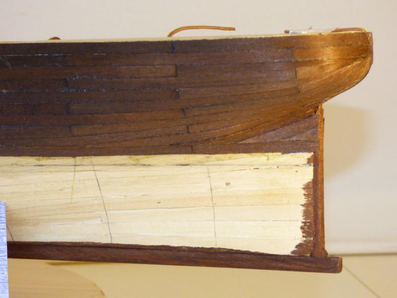 Meine Cutty Sark von delPrado wird gebaut - Seite 2 Rumpf_23