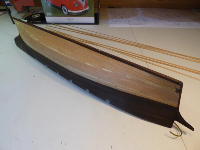 Meine Cutty Sark von delPrado wird gebaut - Seite 2 Rumpf_24