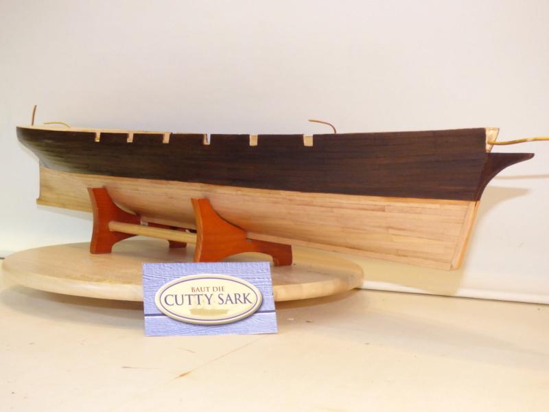 Meine Cutty Sark von delPrado wird gebaut - Seite 2 Rumpf_27