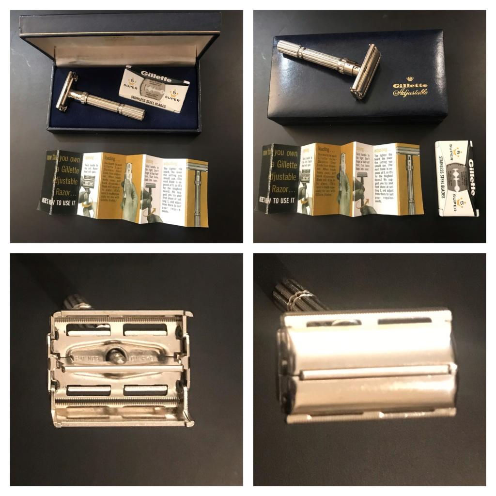 Rasoirs vintage: Gillette, Merkur, Lecoq - MAJ PRIX 3bef8d10