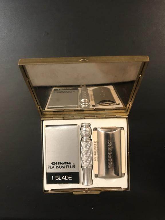 Rasoirs vintage: Gillette, Merkur, Lecoq - MAJ PRIX Db92ba10