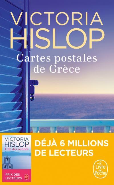 Cartes postales de Grèce de Victoria Hislop Cartes10