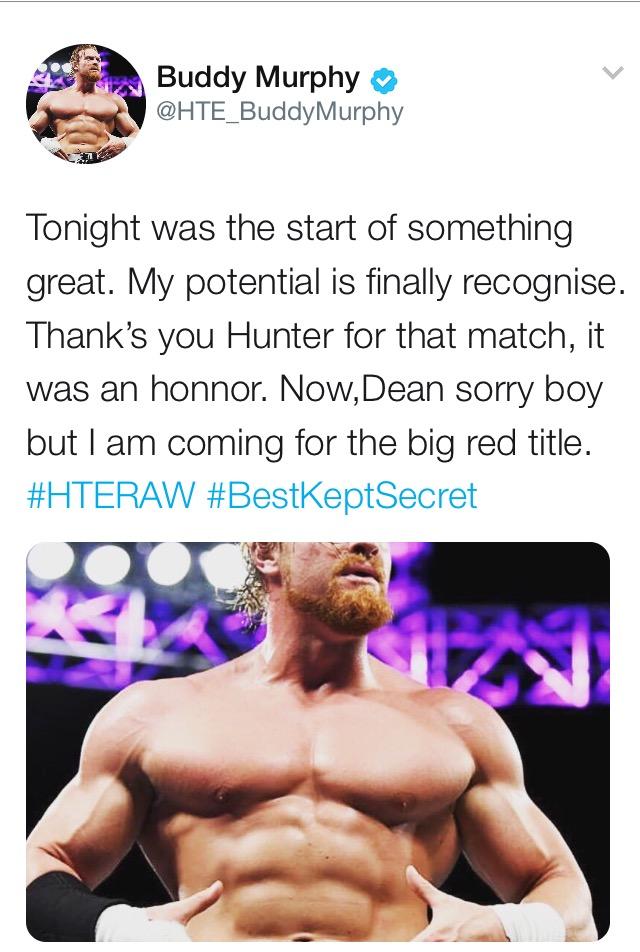 @HTELunatic→ Official Twitter's Account of HTE Universal Champion Dean Ambrose 0b04ec10