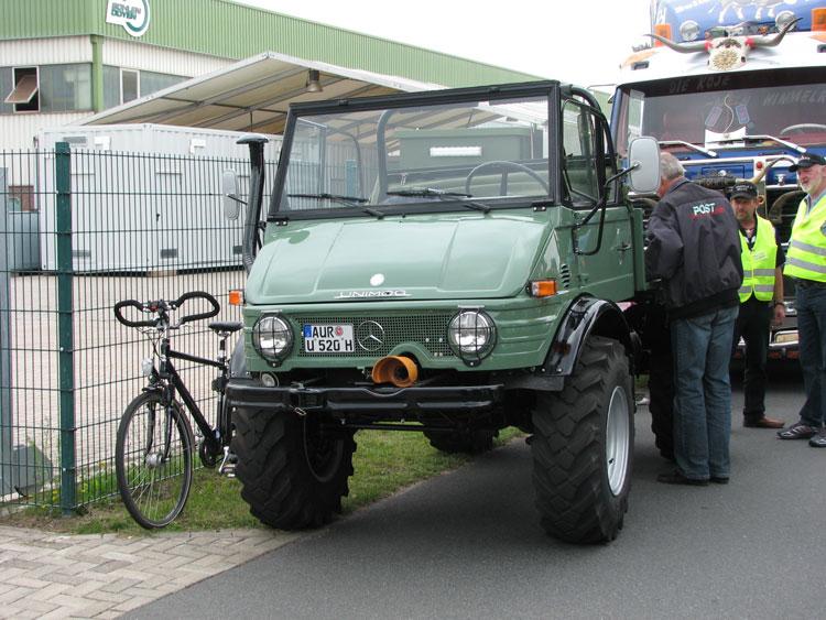 Cherche Unimog 421 cabriolet A1810