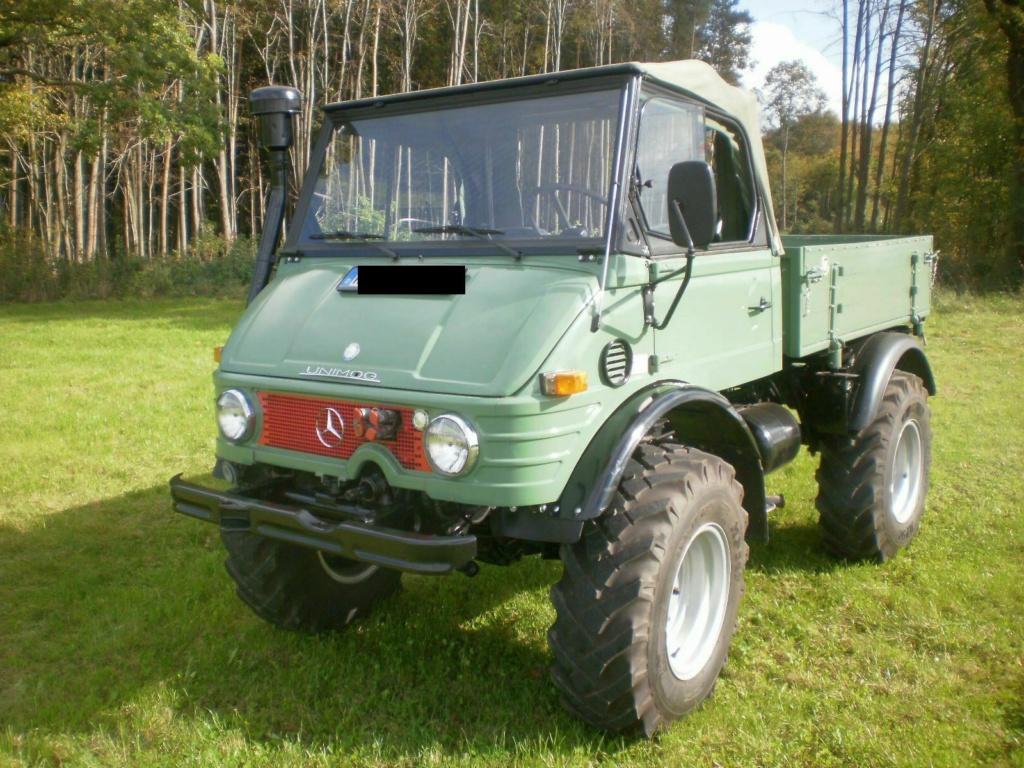 Cherche Unimog 421 cabriolet A21a10