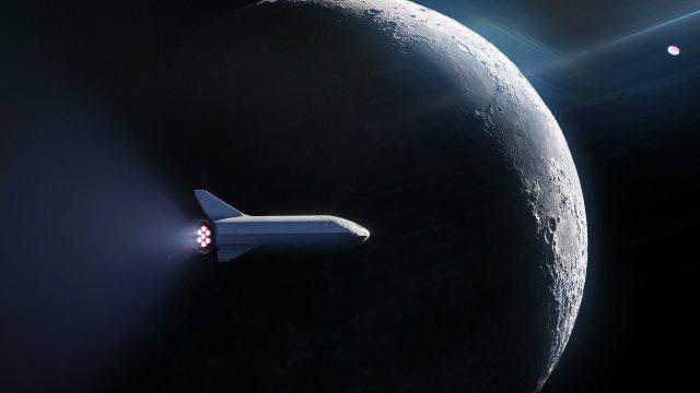 SpaceX change le design du vaisseau de la BFR Bfr-mo10