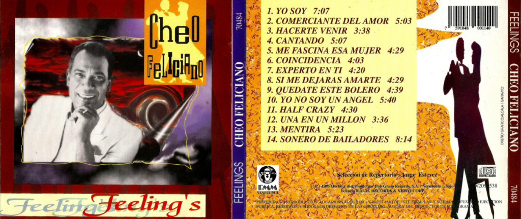 CHEO FELICIANO - FEELINGS (1995) Cheo_f13