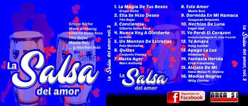 LA SALSA DEL AMOR VOL.2 (2019) La_sal11