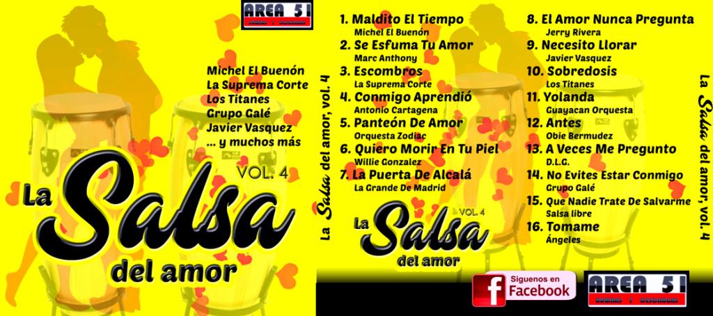 La Salsa del Amor Vol.4 (2019) La_sal13