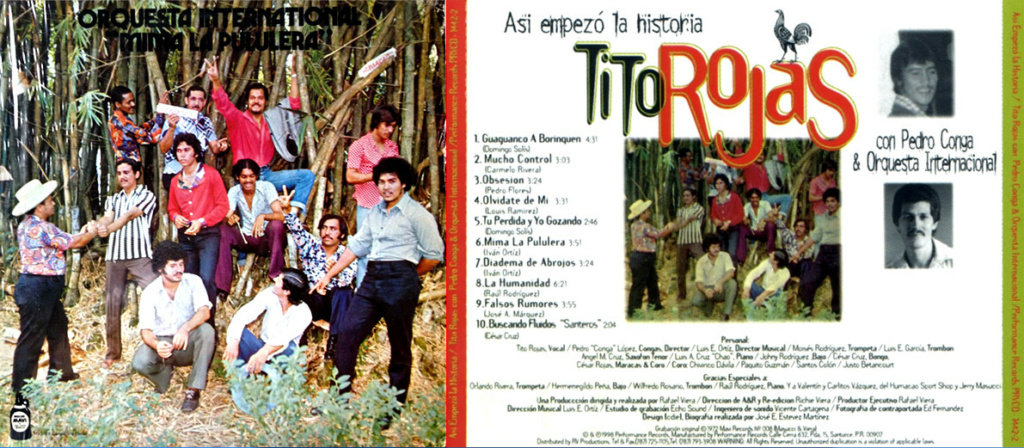 ORQUESTA INTERNACIONAL DE PEDRO CONGA - MIMA LA PULULERA (1972) Orques10