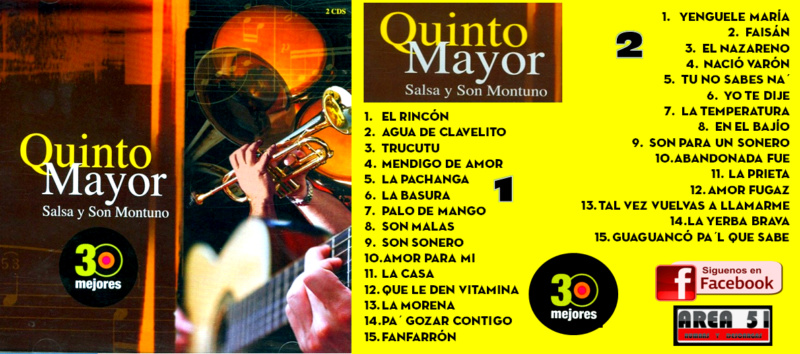 QUINTO MAYOR - SALSA Y SON MONTUNO...LOS 30 MEJORES (2 CDS)(2006) Quinto11