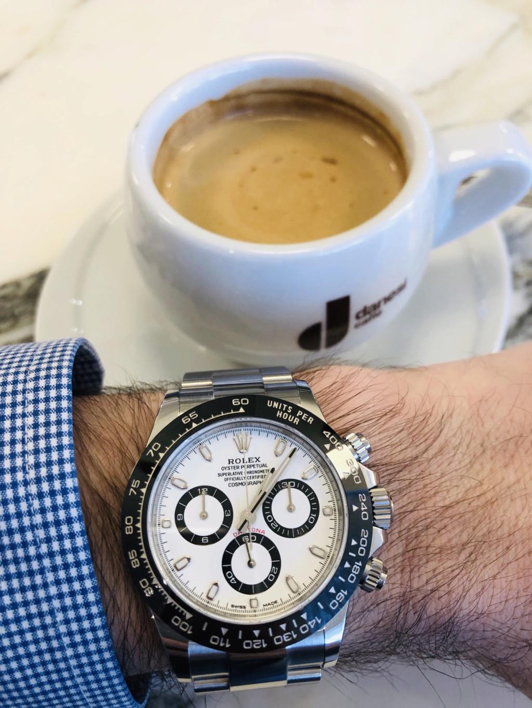 Pause café et montre (toutes marques) - tome III 98c4dc10