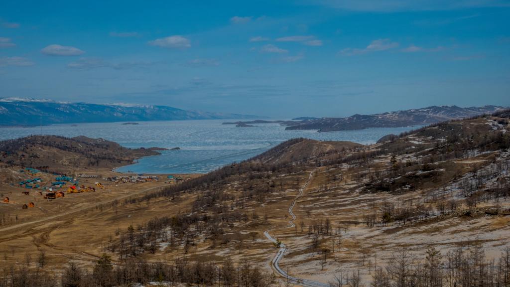 Le lac Baïkal P1020712