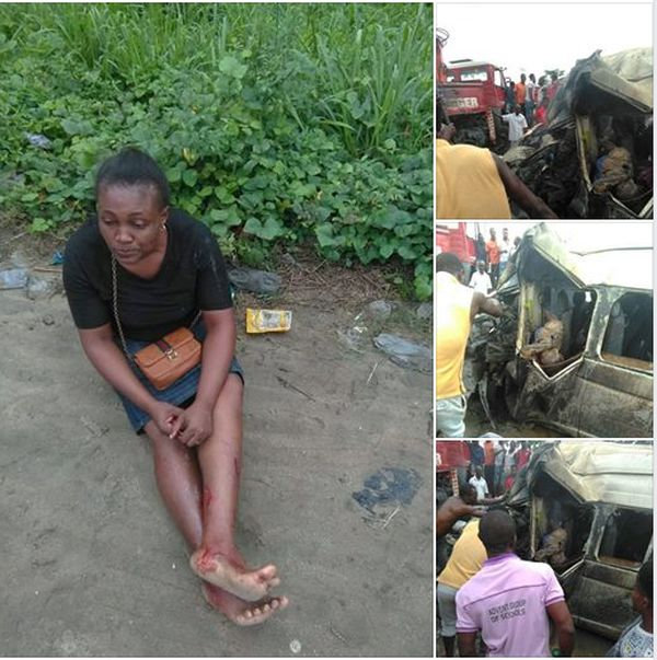 See The Woman Who Survived Accident That Killed All Passengers (Graphic Photos) Gra10