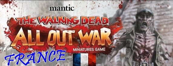 The Walking Dead All Out War France