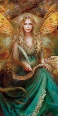 Les innombrables  fées   Dames-10