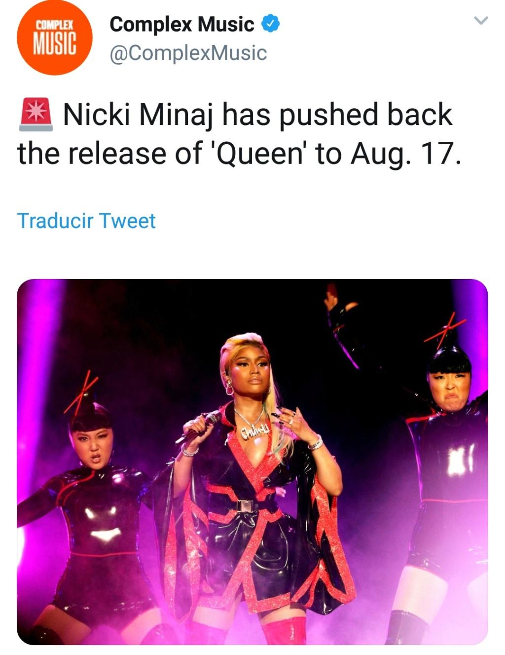 """Nicki Minaj >> álbum """"Queen"""" - Página 17 Img_2050"""