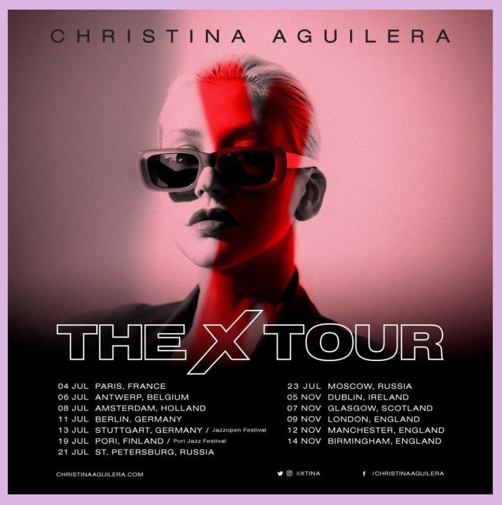Christina Aguilera >>  'The X Tour' - Página 7 Img_2131