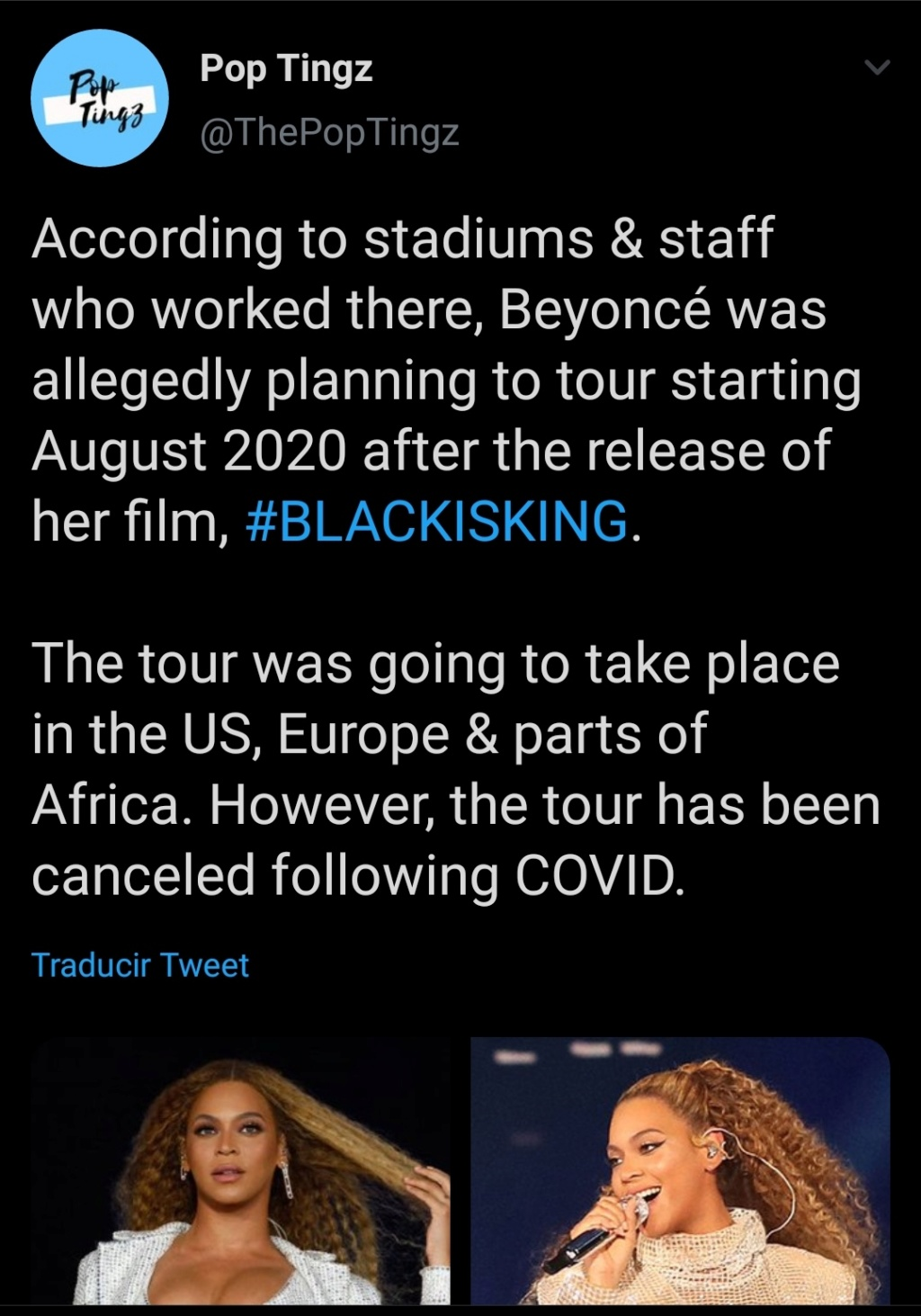 "Beyoncé >> Visual album ""Black Is King"" - Página 2 Img_2333"