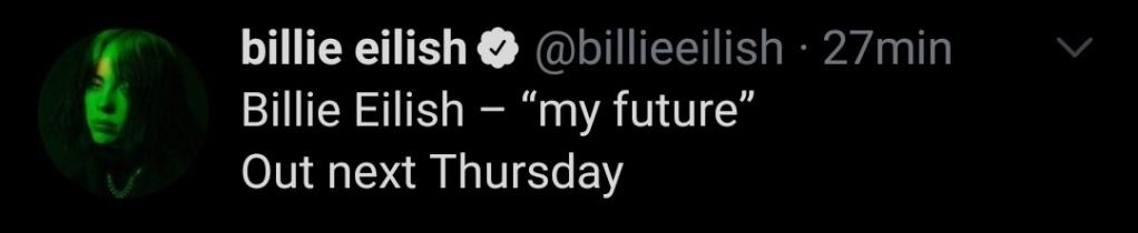 """Billie Eilish >> álbum """"WHEN WE ALL FALL ASLEEP, WHERE DO WE GO?"""" - Página 9 Img_2344"""