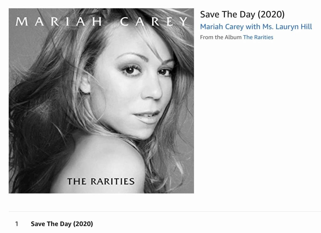 """Mariah Carey >> álbum """"The Rarities""""  Img_2372"""