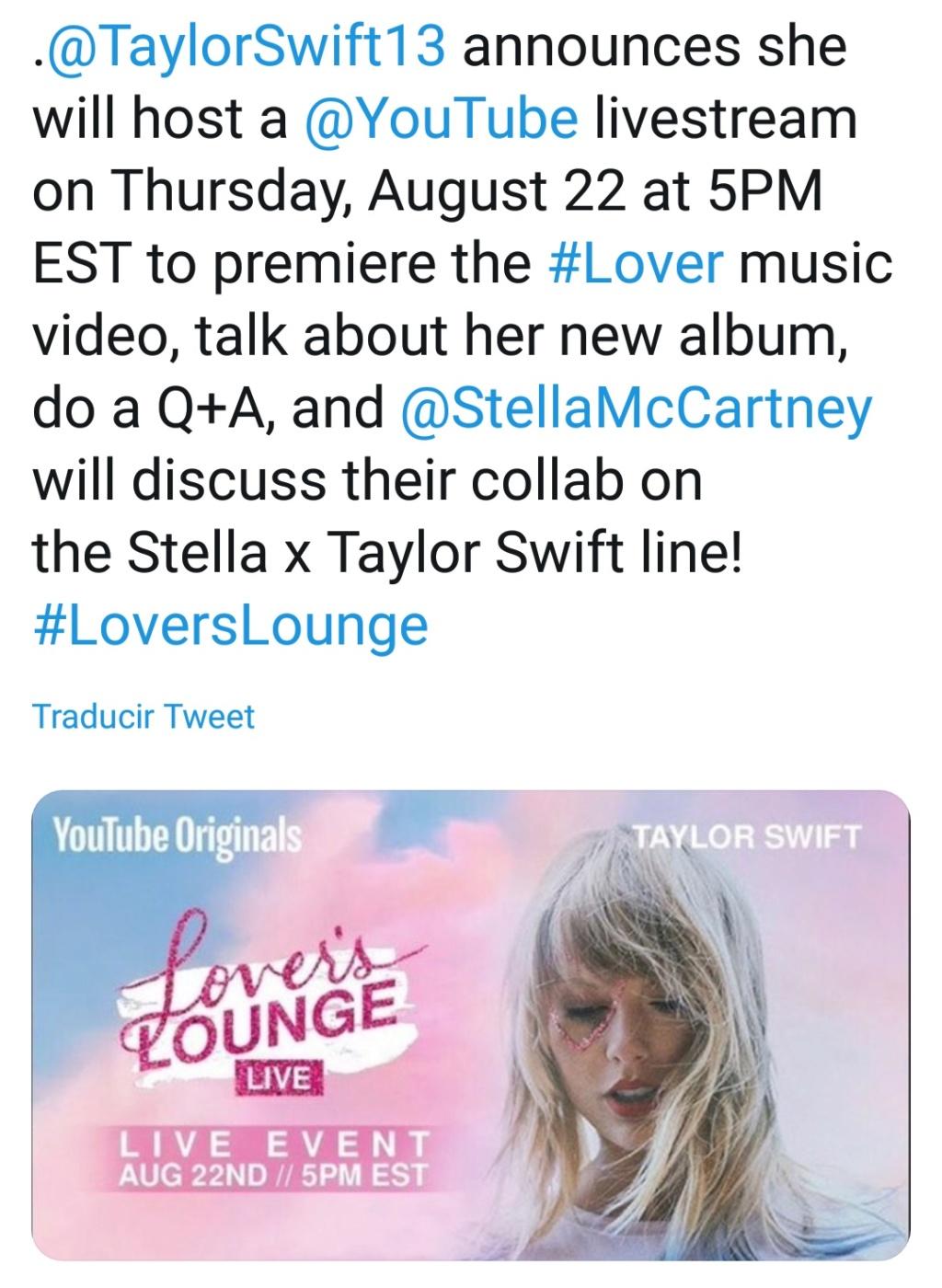 "Taylor Swift >> álbum ""Lover"" [II] - Página 8 Scree106"