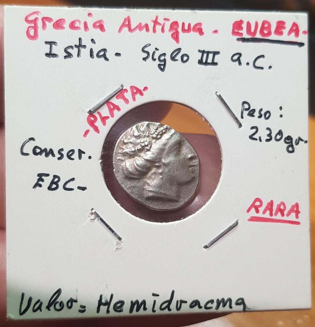 Hemidracma de Eubea 20200412