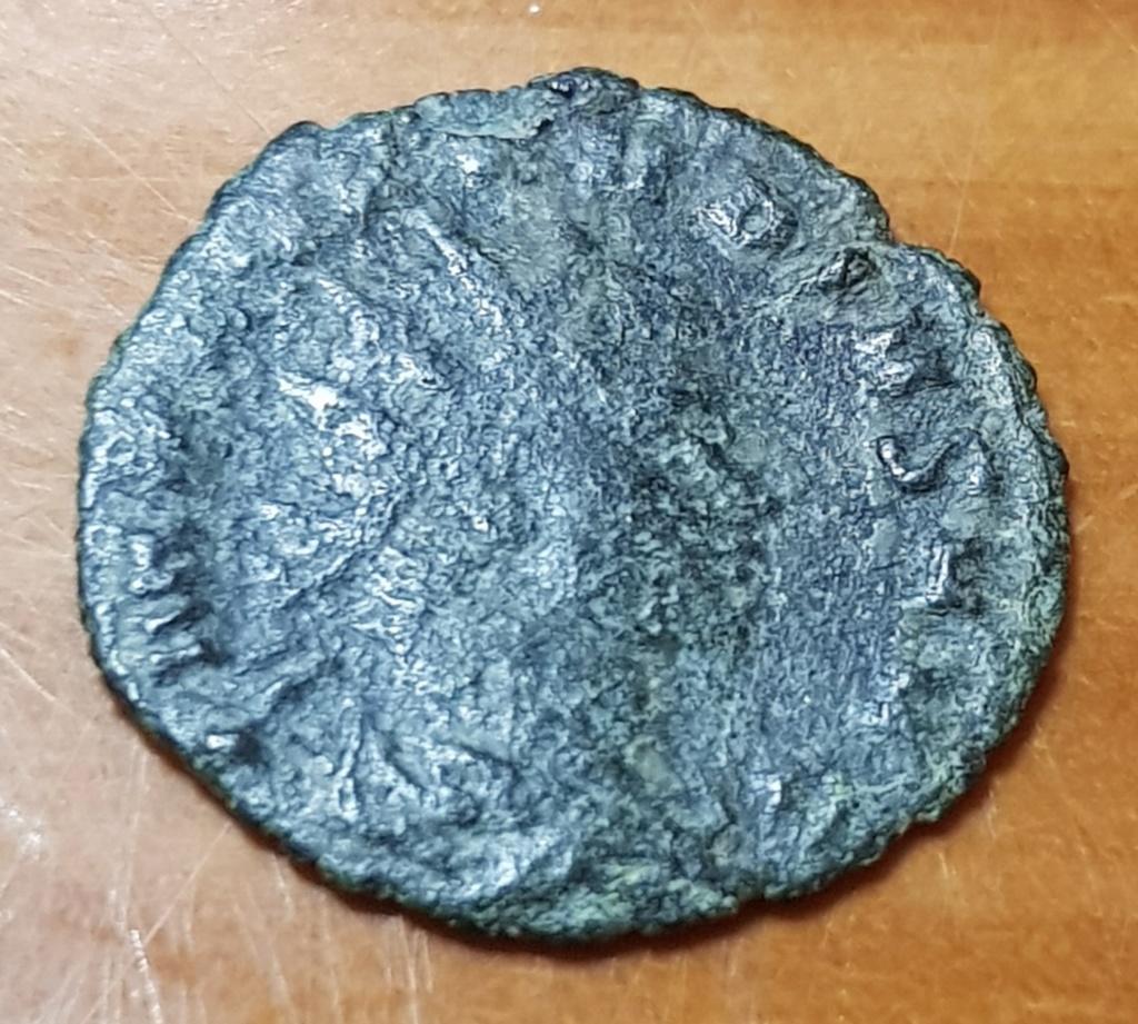 Antoniniano de Claudio II. FIDES EXERCI. Roma 20200518