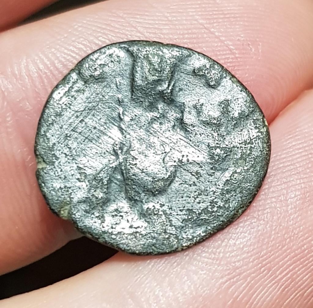 Antoniniano de Claudio II. AEQVITAS AVG. Siscia 20200524