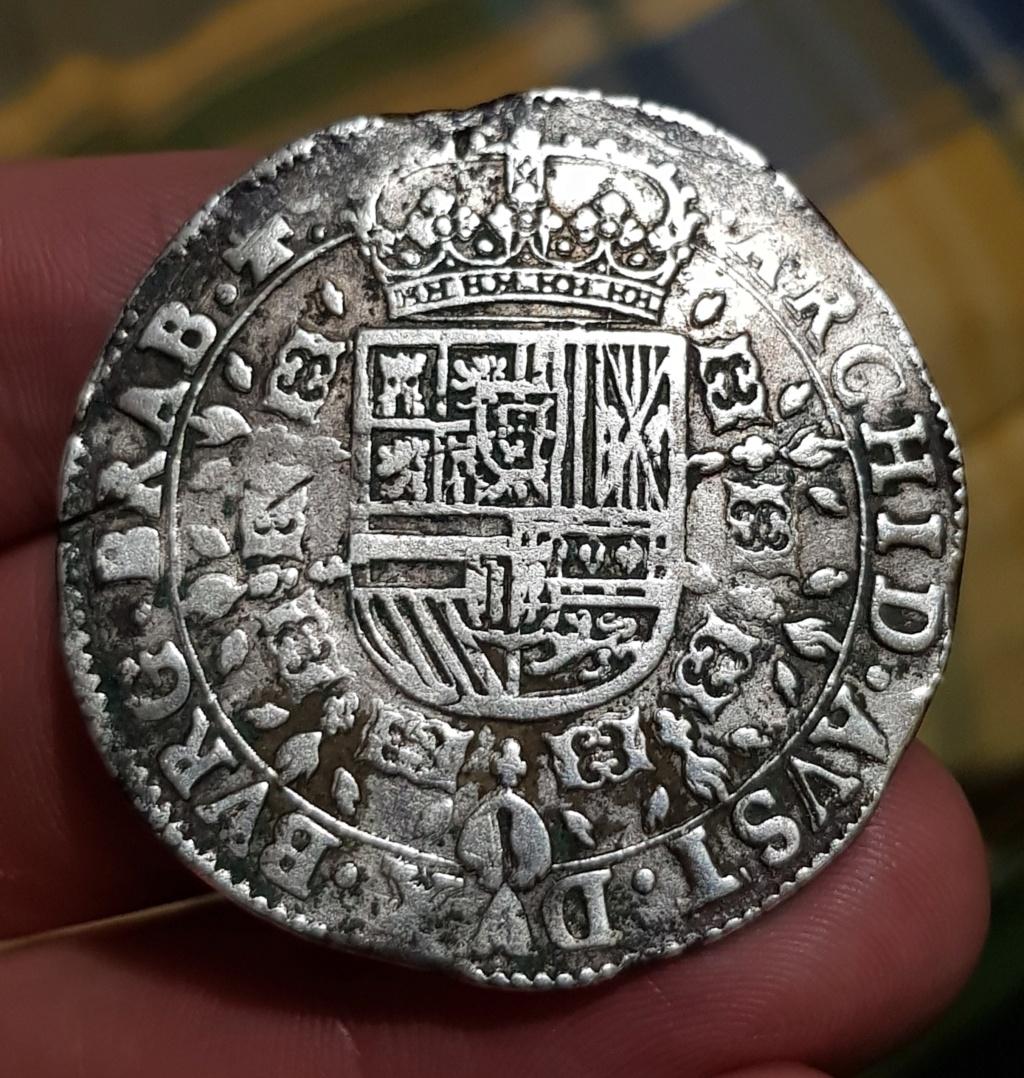 Patagon Felipe IV, 1622 Amberes 20200610