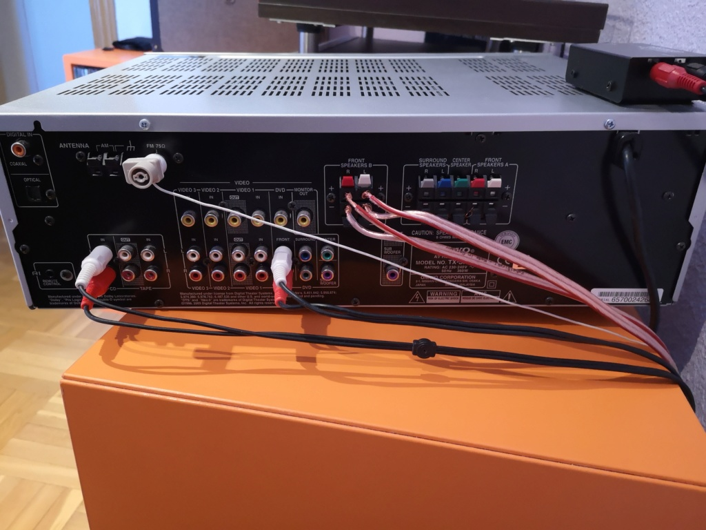 Vendo amplificador Onkyo TX-SR303 Img_2026