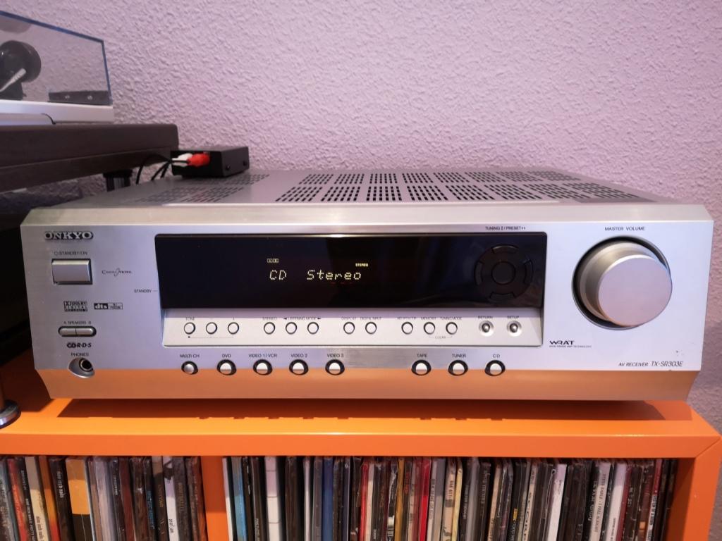 Vendo amplificador Onkyo TX-SR303 Img_2027