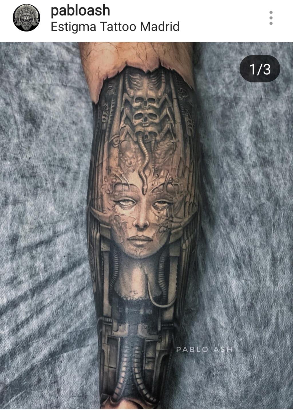 Cuando el tatuaje se convierte en arte...(Grandes tatuadores) - Página 17 Screen17