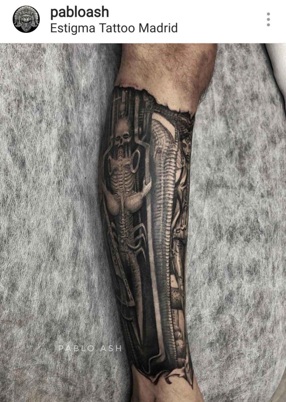 Cuando el tatuaje se convierte en arte...(Grandes tatuadores) - Página 17 Screen18