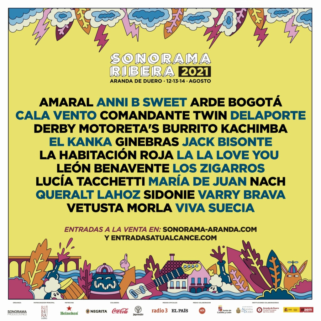Sonorama 2019 - Página 8 Sono2110