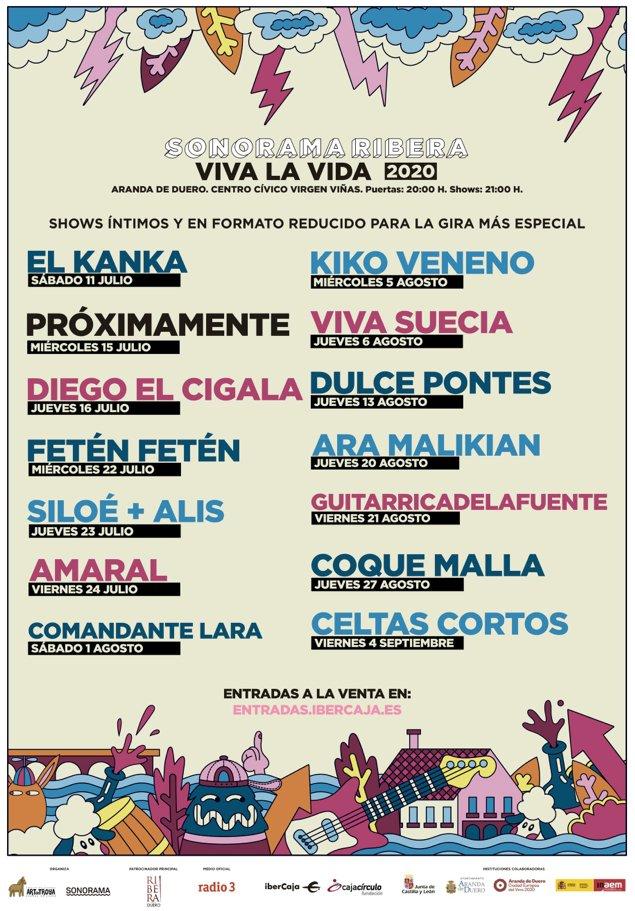 Agenda de giras, conciertos y festivales - Página 5 Vivaar10