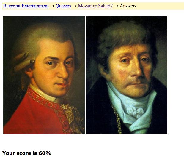 MOZART O SALIERI Mozart10