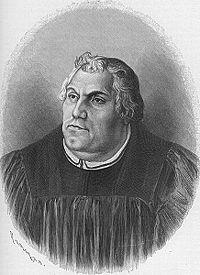 MARTTI LUTHER  Evankeliumi kirkastuu Lutherille Zmarti11