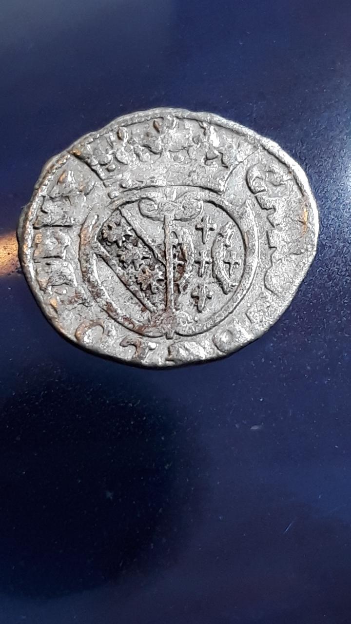 Dinero del ducado de Lorena, pero de qué rey? 2019-717