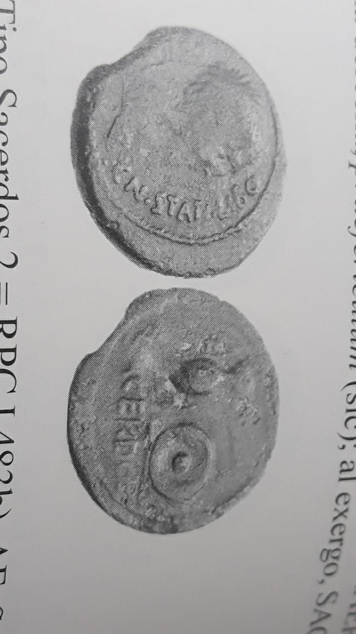 Semis tipo Sacerdos, s. I a.c. 2020-311