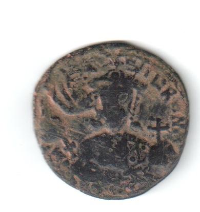 Follis de Constantino VII. Bizanv10