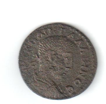 AE23 Provincial de Galieno. Esmirna Colanv10